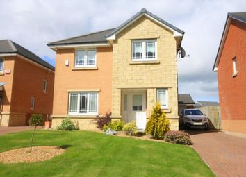 Thumbnail 4 bed detached house for sale in Greenoakhill Crescent, Uddingston, Glasgow
