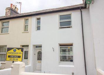 Thumbnail 2 bed terraced house for sale in 2 Loch Villas, Gibson Street, Ramsey