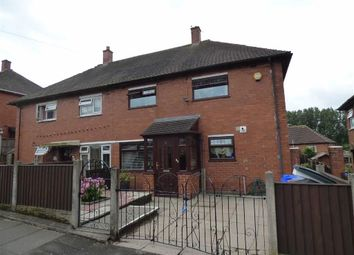 Thumbnail 3 bed semi-detached house for sale in Plainfield Grove, Bentilee, Stoke-On-Trent