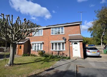 Thumbnail 1 bed flat for sale in Firs Lane, Cheriton, Folkestone