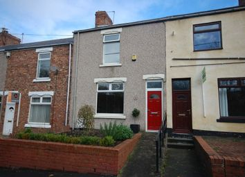 Thumbnail 3 bed terraced house for sale in Poplar Terrace, West Cornforth, Ferryhill
