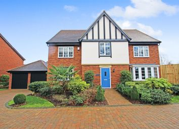 Thumbnail 5 bed detached house for sale in The Whitmore, Waterford Crescent, Barlaston