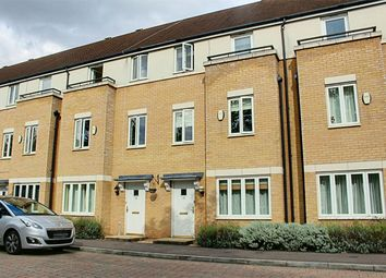 Thumbnail 3 bed terraced house for sale in Broad Street, Great Cambourne, Cambridge
