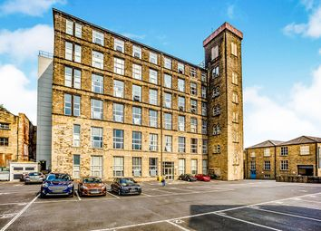 Thumbnail 1 bed flat for sale in Savile Court, Savile Street, Milnsbridge, Huddersfield, West Yorkshire