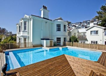 Thumbnail 6 bed detached house to rent in Lincombe Drive, Torquay