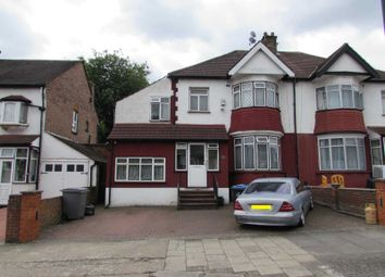7 bed semi-detached house for sale in Braemar Avenue, Wembley, Middlesex HA0