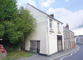 Thumbnail End terrace house for sale in Fore Street, Camelford