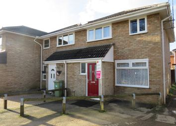 Thumbnail 3 bed end terrace house for sale in Annesley Road, Newport Pagnell
