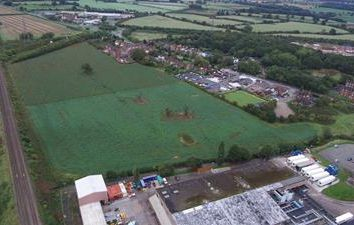 Thumbnail Commercial property for sale in Land Off Battlefield Road, Shrewsbury, Shropshire