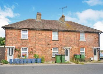 Thumbnail 2 bedroom terraced house for sale in Southview Cottages, Robin Hood Lane, Lydd, Kent