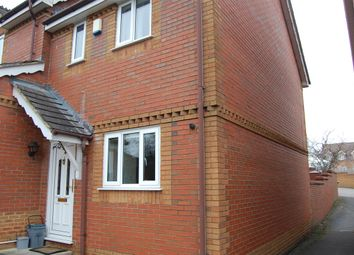 Thumbnail 2 bed end terrace house to rent in Troon Drive, Warmley, Bristol