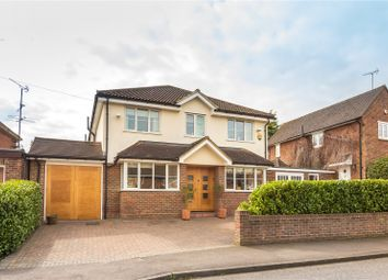 Thumbnail 5 bed detached house for sale in Granby Avenue, Harpenden, Hertfordshire