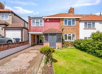 Thumbnail 4 bed detached house for sale in Shaxton Crescent, New Addington, Croydon