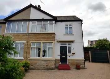 Thumbnail 3 bed semi-detached house for sale in The Haven, Leeds