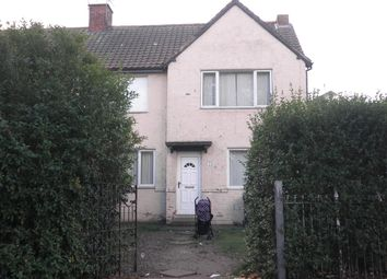Thumbnail 3 bed semi-detached house for sale in Eden Road, Middlesbrough