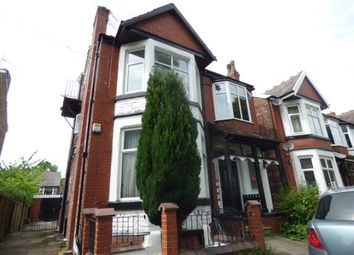 Thumbnail 8 bed detached house for sale in Dudley Road, Manchester, Greater Manchester
