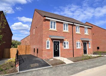 Thumbnail 2 bed semi-detached house for sale in 23 Meadows Lane, Catterall, Garstang