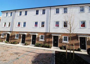 Thumbnail 3 bed town house to rent in Wickens Meadow, Rye Lane, Dunton Green, Sevenoaks