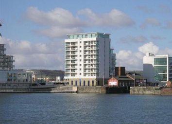 Thumbnail 2 bedroom flat for sale in Havannah Street, Cardiff
