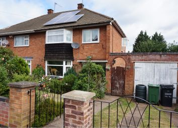 Thumbnail 3 bed semi-detached house for sale in Springdale Road, Leicester