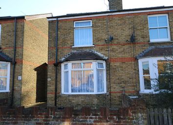 Thumbnail 3 bed semi-detached house for sale in Upper Court Road, Epsom, Surrey