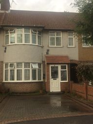 Thumbnail 3 bed terraced house to rent in North Drive, Hounslow