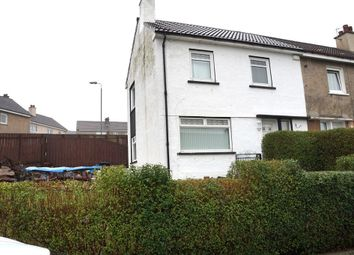 Thumbnail 2 bed end terrace house for sale in 110, Ivanhoe Road, Paisley, Renfrewshire
