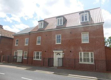 Thumbnail 1 bedroom flat to rent in Minstergate, Thetford