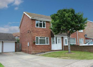 Thumbnail 3 bed semi-detached house for sale in Stanley Road, Telscombe Cliffs, Peacehaven