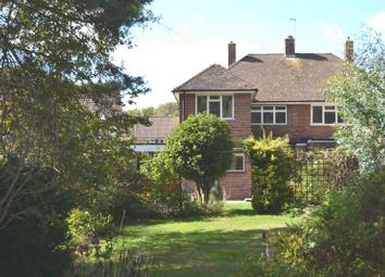 Thumbnail 4 bedroom semi-detached house for sale in Ashden Walk, Tonbridge