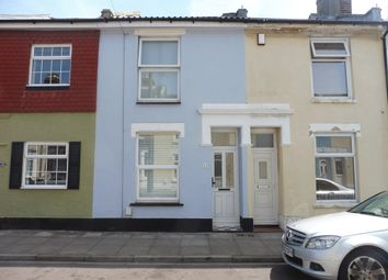 Thumbnail 2 bedroom terraced house to rent in Trevor Road, Southsea