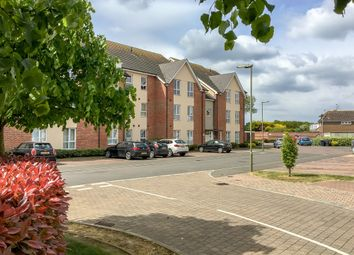 Thumbnail 1 bed flat for sale in Harrow Close, Addlestone