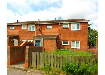 Thumbnail 2 bed flat for sale in Forge Close, Wolverhampton