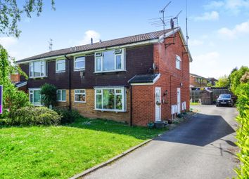 Thumbnail 2 bed flat for sale in Bretton Drive, Broughton, Chester