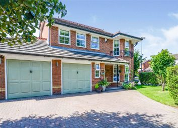 Thumbnail 4 bed detached house for sale in Lloyd Road, Prescot