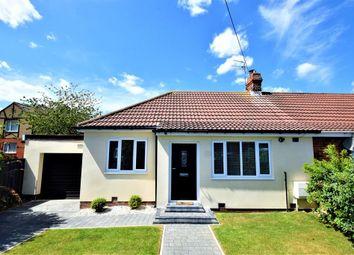 Thumbnail Semi-detached bungalow for sale in Cedar Street, Horden, County Durham