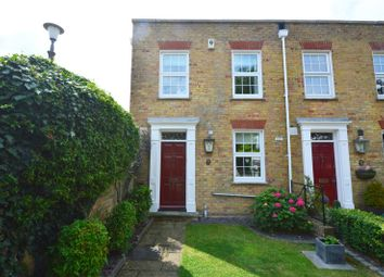 Thumbnail 3 bedroom end terrace house for sale in Bishopsteignton, Shoeburyness, Southend-On-Sea, Essex