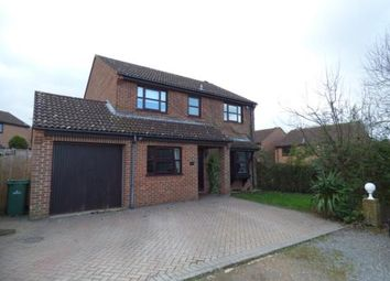Thumbnail 4 bed detached house for sale in Hatchlands, Great Holm, Milton Keynes, Buckinghamshire