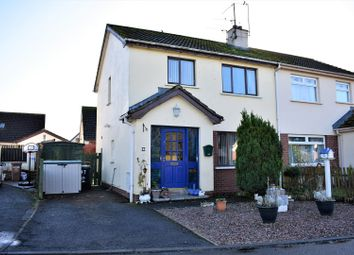 Thumbnail 3 bed semi-detached house to rent in Bramble Wood, Crumlin