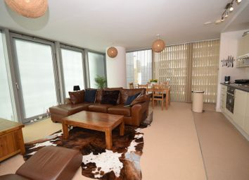 Thumbnail 2 bed flat for sale in Marsh Wall, London, London