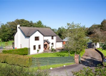 Thumbnail 5 bed detached house for sale in Thorniethwaite Meadow, Lochmaben, Dumfriesshire