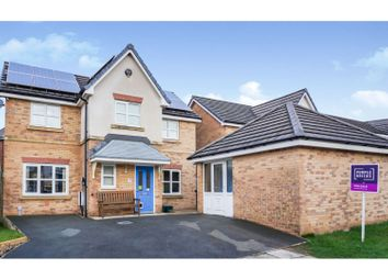 Thumbnail 4 bed detached house for sale in Kingfisher Drive, Morecambe