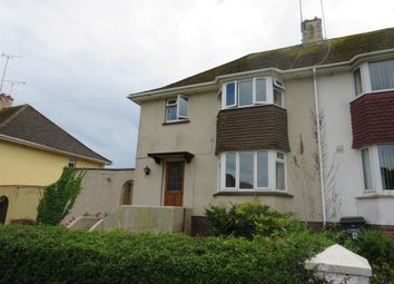 Thumbnail 3 bedroom semi-detached house for sale in Halsteads Road, Torquay