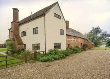 Thumbnail 6 bed link-detached house for sale in Aston Cantlow, Henley-In-Arden