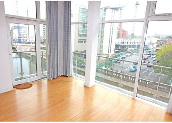 Thumbnail 2 bed flat to rent in St Mary's Parsonage, Manchester