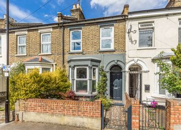 Thumbnail 3 bedroom terraced house for sale in Worsley Road, Leytonstone