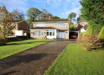 Thumbnail 4 bed detached house for sale in Mayfield Close, Ferndown, Dorset