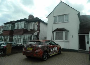 Thumbnail 4 bedroom detached house to rent in Watford Road, Wembley, Middlesex