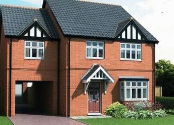 Thumbnail 4 bed detached house for sale in Kings Manor, Coningsby, Lincoln