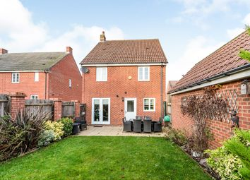 Thumbnail 4 bed detached house for sale in Englefield Way, Basingstoke, Hampshire